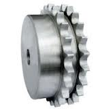 "3/8"" Pilot Bore Sprockets Duplex"
