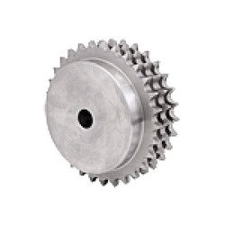 Pilot bored sprocket