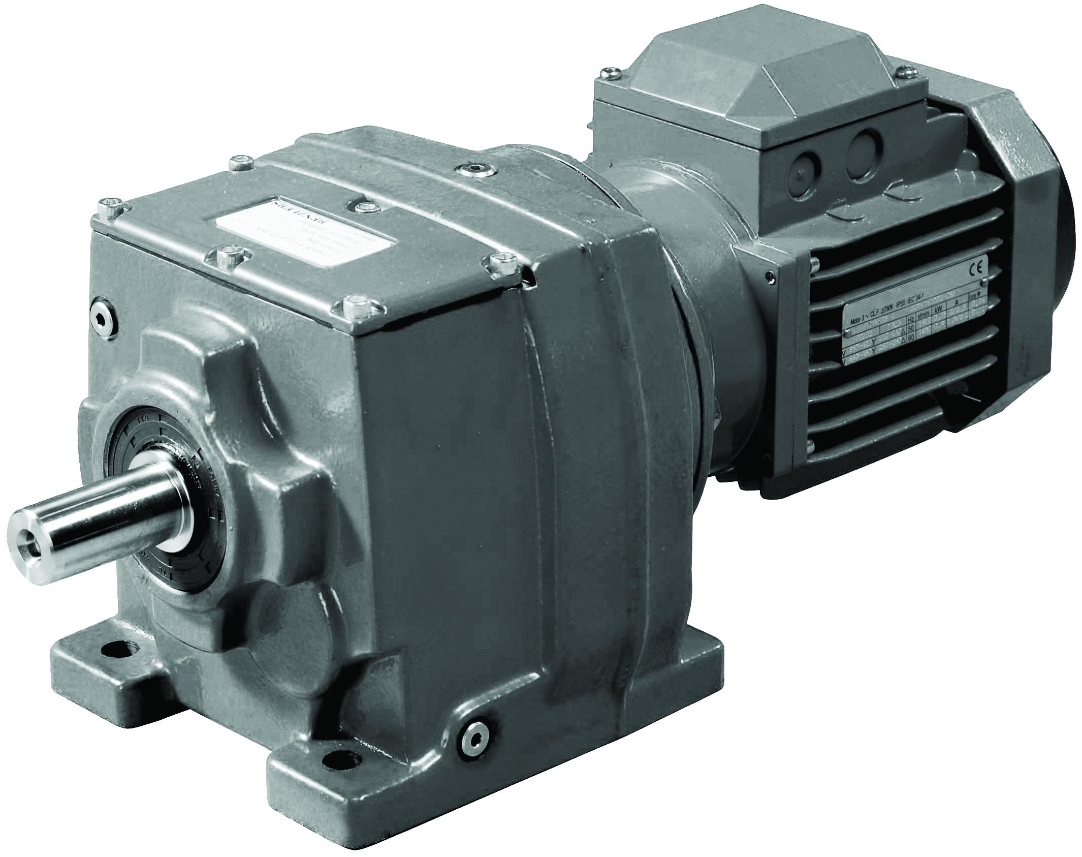 Radicon Series M Helical Gearboxes Uk Amp Ireland
