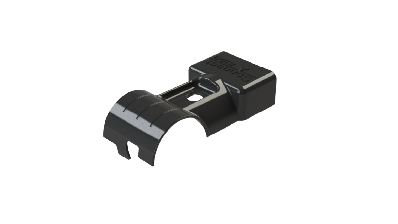 Connect-A-tube E-20 Flat Pipe Clamp