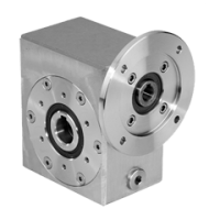 Hydro-mec Stainless Steel Worm Gearboxes
