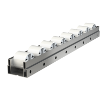Connect-A-tube RT-40B ESD Roller Track