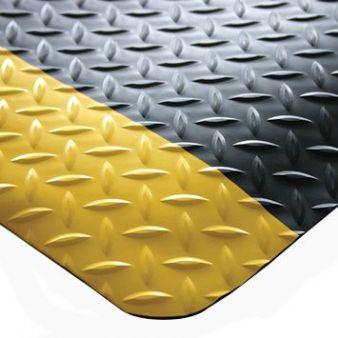 safety deckplate matting