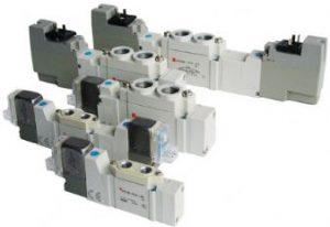 smc solenoid valves sy range