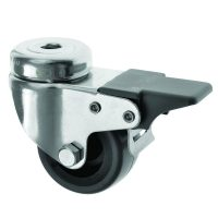50mm Braked Swivel Castor