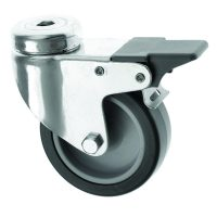 75mm Braked Swivel Castor