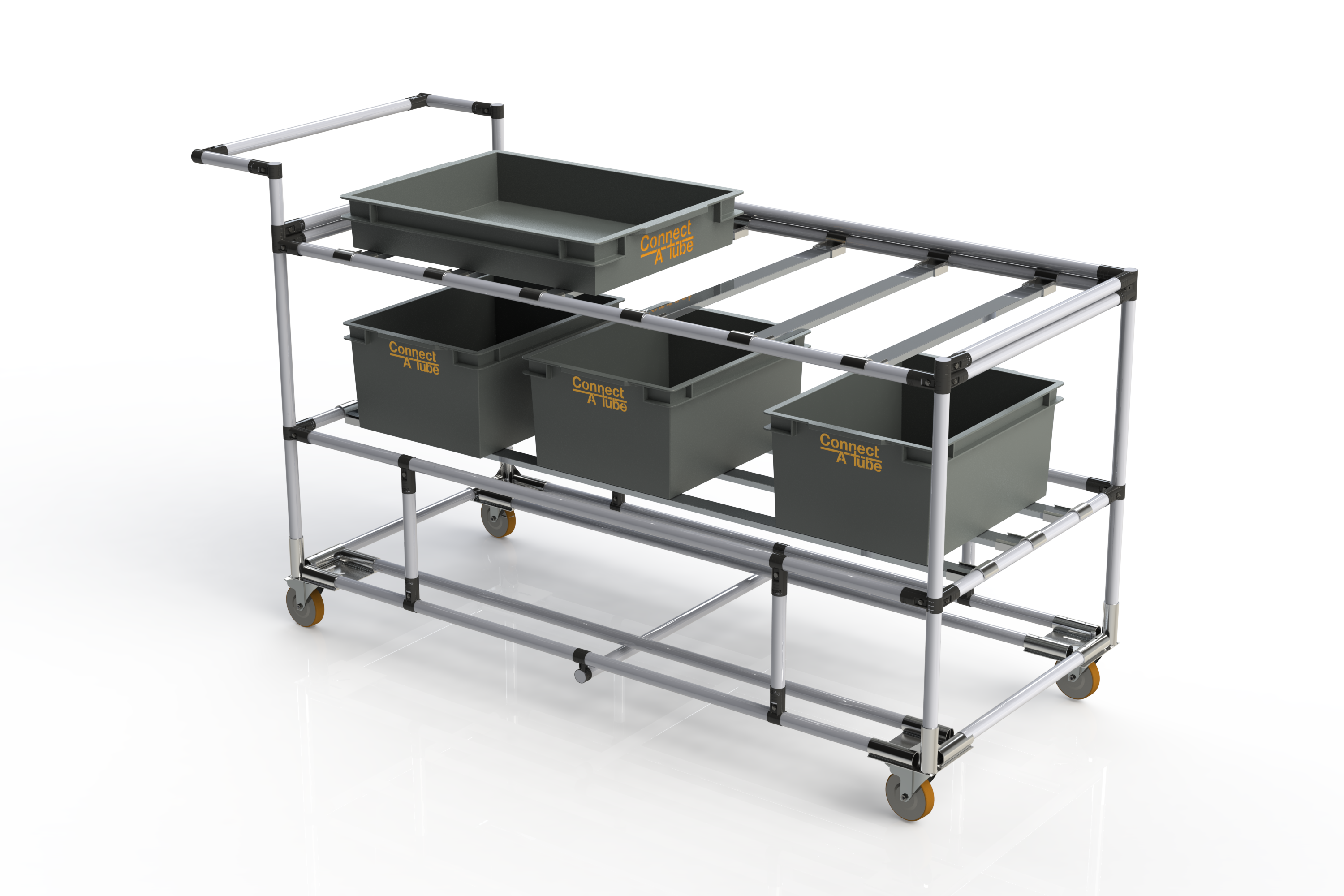 Mobile Trolleys Industrial Storage Solutions Northern