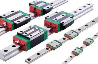 Hiwin Linear Motion Products - Linear Guideways - Texam Ltd