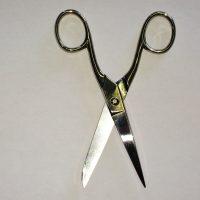 "5"" Kutrite Embroidery Scissors"