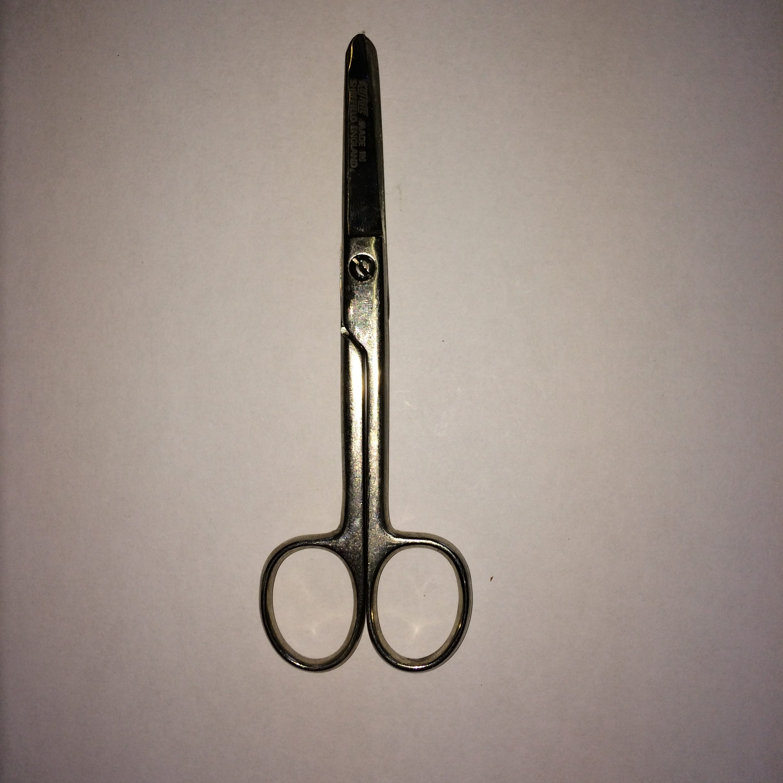 "5"" Kutrite Cutting Out Scissors"