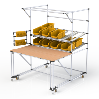 pipe racking systems