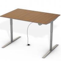 Right-Height Office Desk