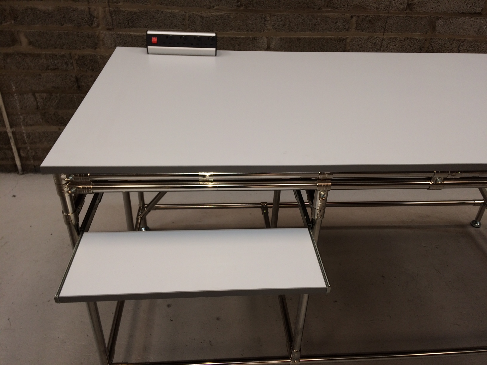 Stainless Steel Frame Industrial Workstations Texam Ltd Uk