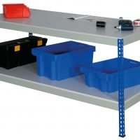 Full Undershelf Rivet Workbench