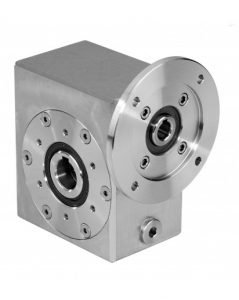 Clean-Geartech Stainless Steel Worm Gearbox - I30