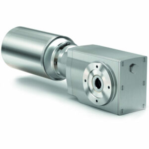 Clean-Geartech Stainless Steel Helical Bevel Gearboxes