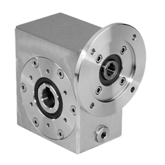 IP69k stainless steel motors and gearboxes
