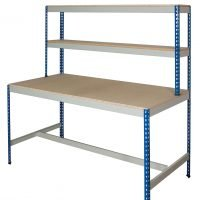 T Bar Rivet Workstation