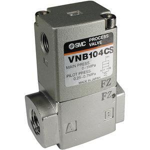 2 Port Valves - VNB Series